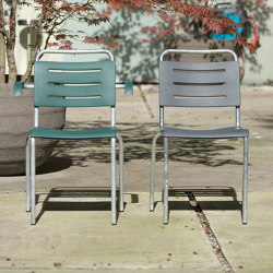 The POLY garden chair | Chairs | Atelier Alinea