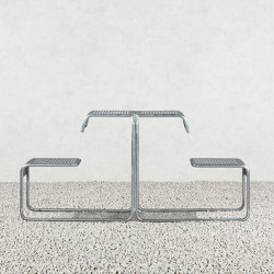 The BASILEA chair | Tables and benches | Atelier Alinea