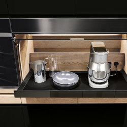 Mac (Mini-Appliances-Container) | Kitchen organization | Arclinea