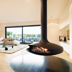 Gyrofocus | Open fireplaces | Focus