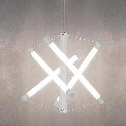 Light Structure T4 pendant   Suspended lights   Archxx