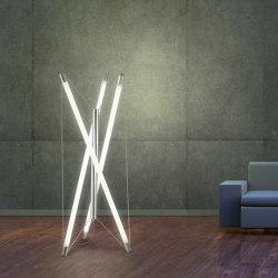 Light Structure T3 floor luminnaire | Free-standing lights | Archxx