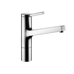 KWC AVA Lever mixer|Swivel spout 160° | Kitchen taps | KWC