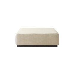 NEVADA Pouf | Pouf | SOFTLINE