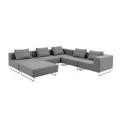 OHIO sofa | Sofas | SOFTLINE