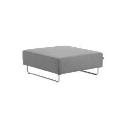 OHIO Pouf | Pouf | SOFTLINE