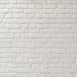 MSD Ladrillo Loft blanco 228 | Pannelli composto | StoneslikeStones
