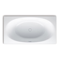 Ellipso Duo alpine white | Bañeras | Kaldewei