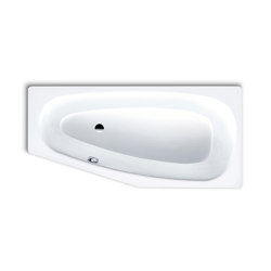 Mini left alpine white | Bathtubs | Kaldewei