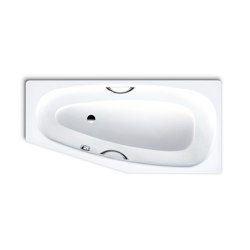 Mini Star left alpine white | Bathtubs | Kaldewei