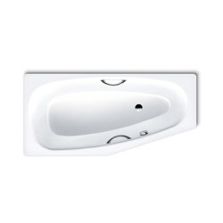 Mini Star right alpine white | Bathtubs | Kaldewei