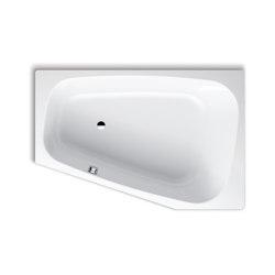 Plaza Duo left alpine white | Bathtubs | Kaldewei
