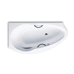 Studio Star right alpine white | Bathtubs | Kaldewei