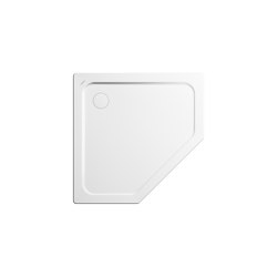 Cornezza alpine white | Shower trays | Kaldewei