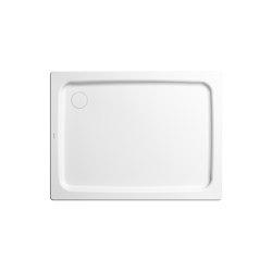 Duschplan alpine white | Shower trays | Kaldewei