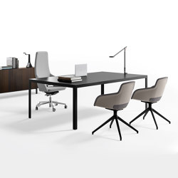 Frame EVO executive | Desks | Sinetica Industries