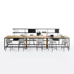 Frame EVO meeting | Contract tables | Sinetica Industries