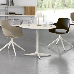 Multitask | Tables de bistrot | Sinetica Industries