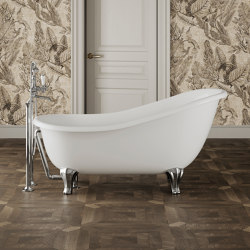Regina Bathtub | Bathtubs | Devon&Devon