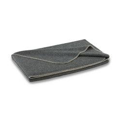 Alina Blanket graphite | Mantas | Steiner1888