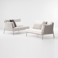 Vieques corner module | Modular seating elements | KETTAL