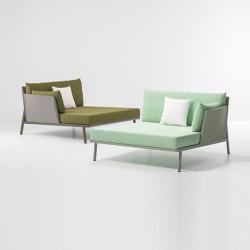 Vieques chaiselongue | Canapés | KETTAL