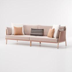Vieques 3 seater sofa | Canapés | KETTAL