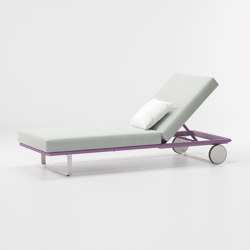 Bitta deckchair module | Tumbonas | KETTAL