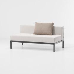 Landscape central module | Sofas | KETTAL