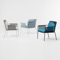 Net club armchair | Sessel | KETTAL