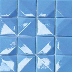 Crono Nova | Azzurro | Glass mosaics | Mosaico+