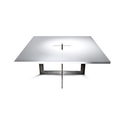 PLUSTABLE | Contract tables | steininger.designers