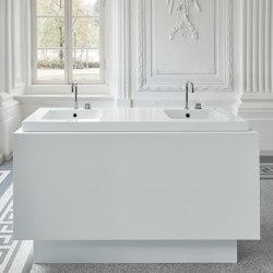 BetteOne Double basin | Wash basins | Bette