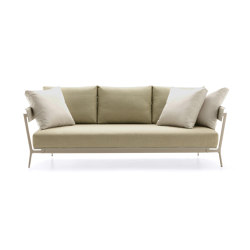 Aikana sofa 3-seater | Sofas | Fast