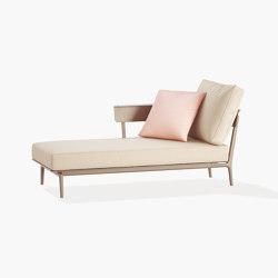 Aikana deckchair | Chaises longues | Fast