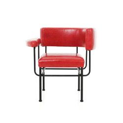 Cotton Club Lounge Chair (1988) | Chairs | Stellar Works