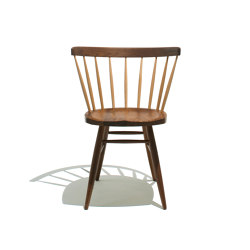 Nakashima Straight Chair | Chairs | Knoll International