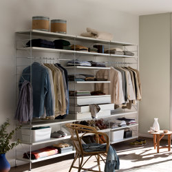 TRIA dressing room | Walk-in wardrobes | Mobles 114