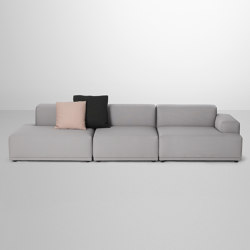 Connect Sofa | 3-seater open | Divani | Muuto