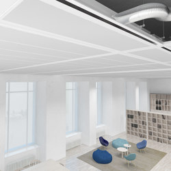 AirBeam | Suspended ceilings | Lindner Group
