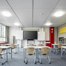 Plafotherm® E 213 | Suspended ceilings | Lindner Group