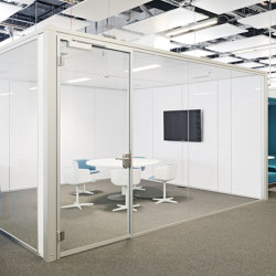 Lindner Cube solo | Sound absorbing architectural systems | Lindner Group