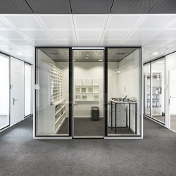 Lindner Life Stereo 125 | Wall partition systems | Lindner Group