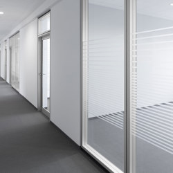 Lindner Life Stereo 125   Wall partition systems   Lindner Group