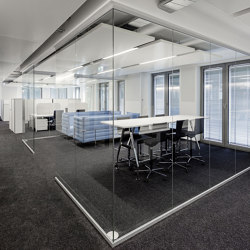 Lindner Pure Life 620   Wall partition systems   Lindner Group