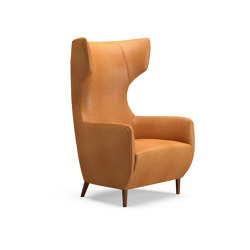 Hardy Wingback Chair | Sessel | Dare Studio