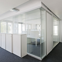 Lindner Life Hybrid 622 | Wall partition systems | Lindner Group
