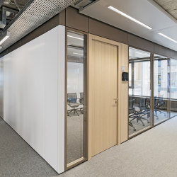 Lindner Logic | Wall partition systems | Lindner Group