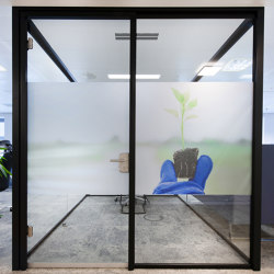 Doors for Partition Systems | Portes intérieures | Lindner Group