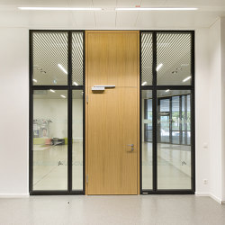 T90-1 Type O - 75 mm | Internal doors | Lindner Group